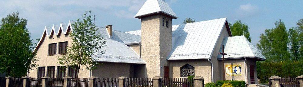 Parafia Niepokalanego Serca Najświętszej Maryi Panny